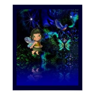 Poster Art Fantasy White Angel Fairy
