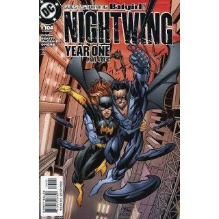 Nightwing Vol.2 #104 Nightwing: Year One, Chapter Four  Batgirl