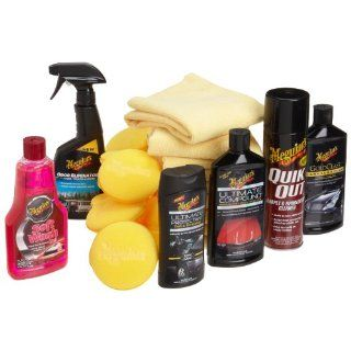 Meguiars Used Car Restoration Kit :  : Automotive