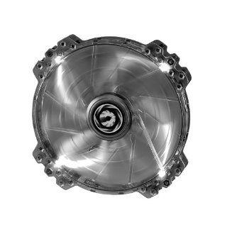 BitFenix Spectre Pro 200mm Fan   White LED (BFF LPRO