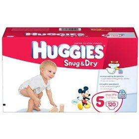 Huggies Snug Dry Diapers All Sizes Discounted