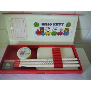 Hello Kitty Childs Pencil Case (1976)
