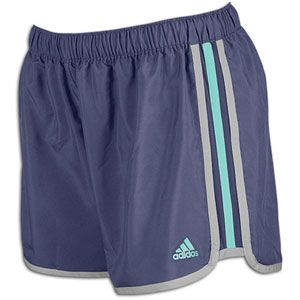 adidas M10 Short   Womens   Running   Clothing   Urban Sky/Hyper