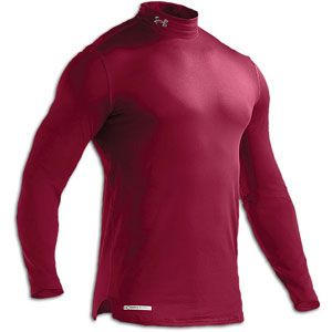Under Armour ColdGear Fitted Mock   Mens   Training   Clothing