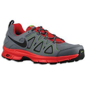 Nike Air Alvord 10   Mens   Running   Shoes   Cool Grey/Gym Red