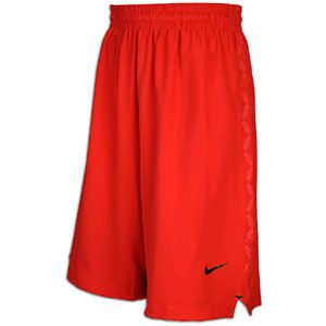 Nike Lebron Game Time 10 Short   Mens   University Red/University Red