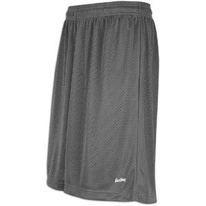 11 Basic Mesh Short   Mens   Baseball   Clothing   Dark Grey