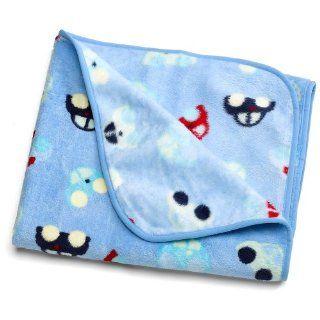 Koala Baby Ultra Soft Fleece Blanket   Cars: Baby