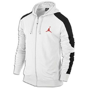 Jordan Retro 13 Jacket   Mens   Basketball   Clothing   White/Black