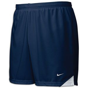 Nike Tiempo Game Short   Mens   Soccer   Clothing   Navy/White/White