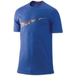 Nike Bball Swoosh T Shirt   Mens   Basketball   Clothing   Varsity