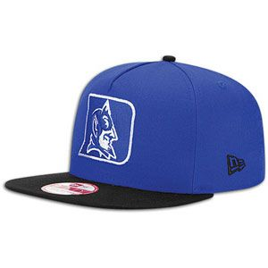 New Era 9Fifty Team Flip A Frame Snapback   Mens   Duke Blue Devils