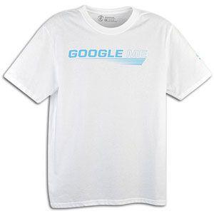 Clinch Gear Google Me T Shirt   Mens   Wrestling   Clothing   White
