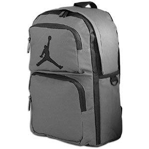 Jordan 365 Deuce Backpack   Boys Grade School   Dark Grey/Black