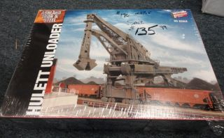 Walthers CornerStone Hulett Unloader HO Scale Building Kit