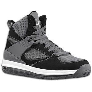 Jordan Flight 45 Max   Mens   Basketball   Shoes   Black/Dark Grey