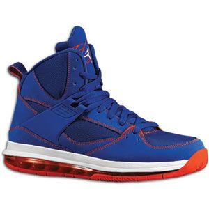 Jordan Flight 45 Max   Mens   Basketball   Shoes   Game Royal/White