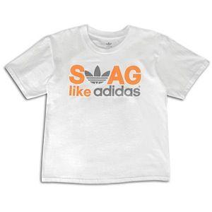 adidas Originals Graphic T Shirt   Boys Grade School   For All Sports