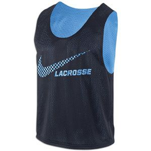 Nike LAX Reversible Mesh Tank   Mens   Training   Clothing   Obsidian