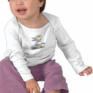 Sentada del golpeador de Disney Bambi Tee Shirts de