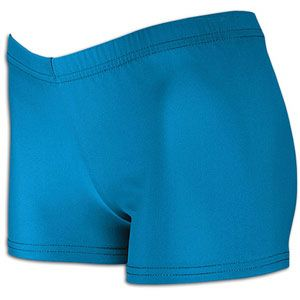 Funkadelic Sport 2.5 Compression Short   Womens   Totally Torquoise