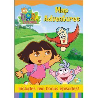 Dora the Explorer   Map Adventures Kathleen Herles