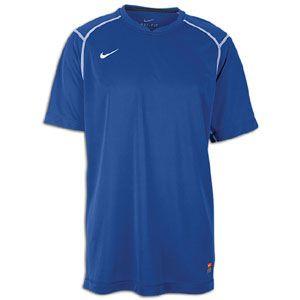 Nike Brasilia III Jersey   Mens   Soccer   Clothing   Royal/White