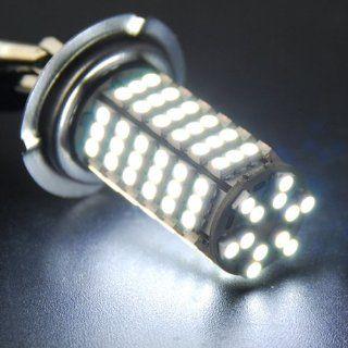 Attractive 6000K Xenon Super White 120 SMD LED Head Light Bulb For