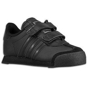 adidas Originals Samoa   Boys Toddler   Soccer   Shoes   Black/Black