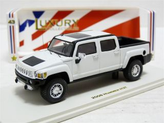 Collectibles Spark 101294 1/43 2008 Hummer H3T Truck Resin Model Car