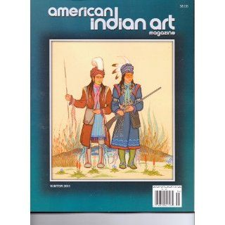 AMERICAN INDIAN ART Magazine. Vol 37. #1. Winter 2011