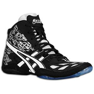 ASICS® Split Second 9 LE   Mens   Wrestling   Shoes   Black/White