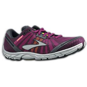 Brooks PureConnect   Womens   Running   Shoes   Hollyhock/Anthracite