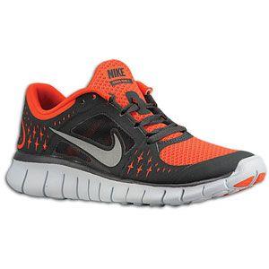 Nike Free Run 3   Boys Grade School   Running   Shoes   Team Orange