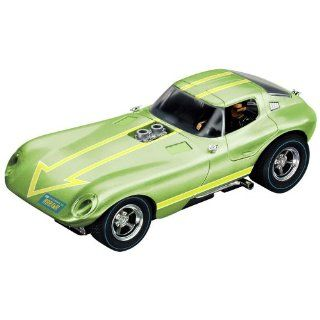 Carrera Digital 124 1/24 Bill Thomas Cheetah Slot Car