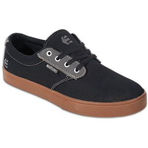 etnies Jameson 2 Eco   Mens   Skate   Shoes   Black/Grey/White