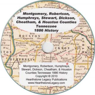 Humphreys County Tennessee History Genealogy Waverly TN
