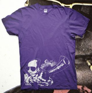 Hunter s Thompson High Quality T Shirt Fear and Loathing Johnny Depp