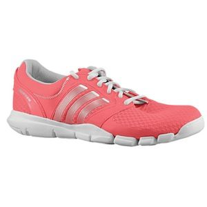adidas adiPure Trainer 360 Mesh   Womens   Red Zest /Matte Silver