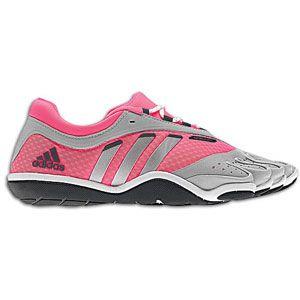 adidas adiPURE Barefoot Trainer Lace   Womens   Ultra Pink/Metallic