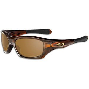 Oakley Pit Bull Sunglass   Mens   Polished Rootbeer/Bronze Polarized