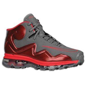 Nike Air Max Flyposite   Mens   Cool Grey/Hyper Red/Cool Grey/Cool
