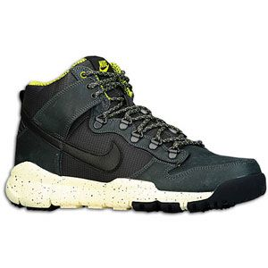 Nike ACG Dunk High   Mens   Casual   Shoes   Anthracite/Atomic Green
