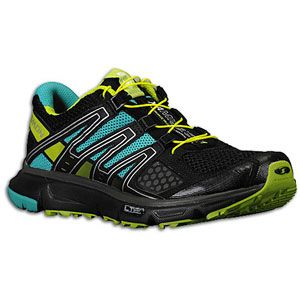 Salomon XR Mission   Womens   Running   Shoes   Black/Morea Blue/Pop