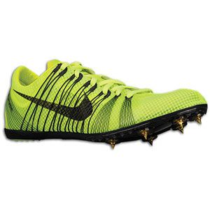 Nike Zoom Victory Elite   Mens   Track & Field   Shoes   Volt