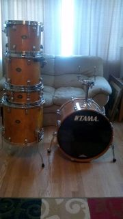 Tama Starclassic 5 PC Drum Set