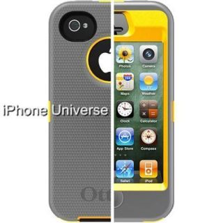 Otterbox Defender Case for Apple iPhone 4 4S Sport US Seller