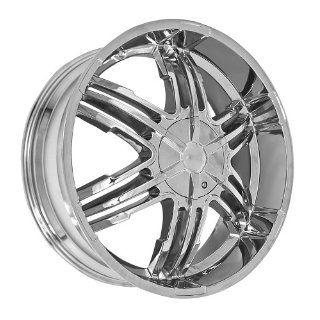 Chrome) Wheels/Rims 5x135/127 (F55 28587C)    Automotive
