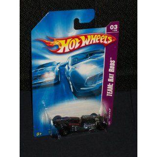 Hot Wheels 2008 127 Team Rat Rods 3 of 4 Rat ified 3/4 1