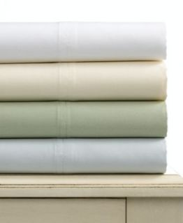 Fine Linens Salerno Collection 550TC Cal King Sheet Set White